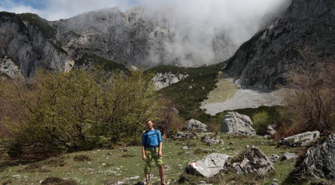Bergsteigen, Oktokopter, Aerovista, Luftaufnahmen