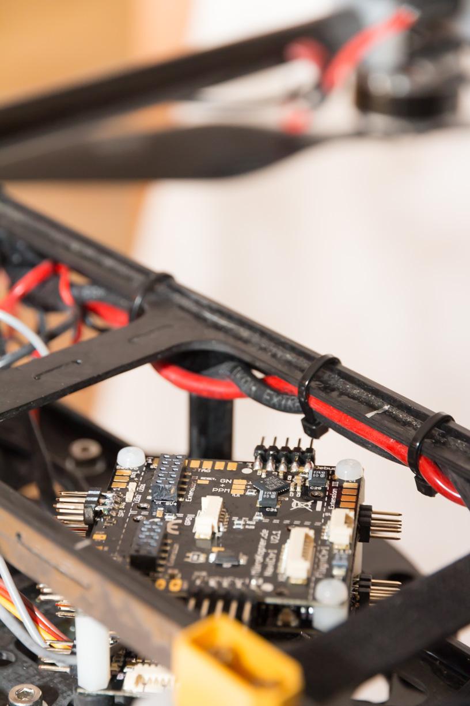 redundant UAV controller