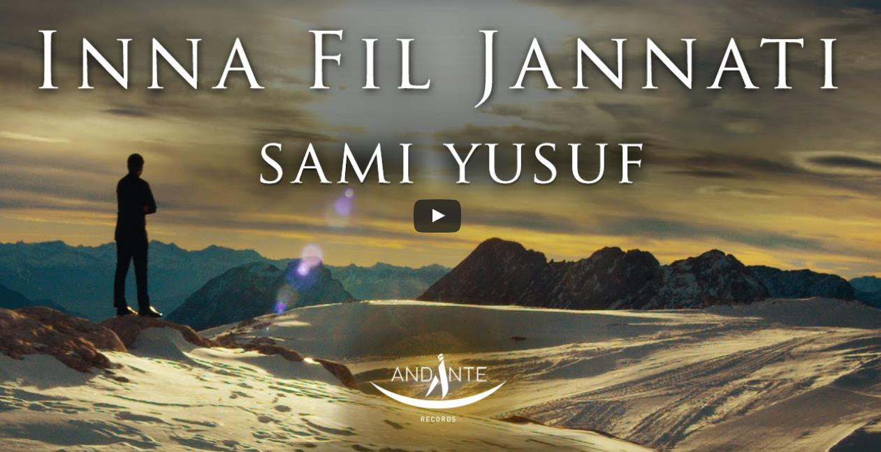 Aerovista erstellt Luftaufnahmen für das neue Album Barakah des Britischen Sängers Sami Yusuf