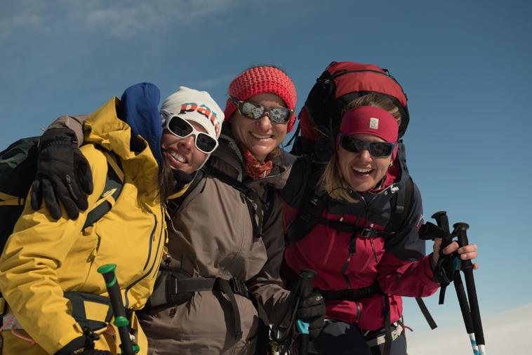 Film Skitour Haute Route