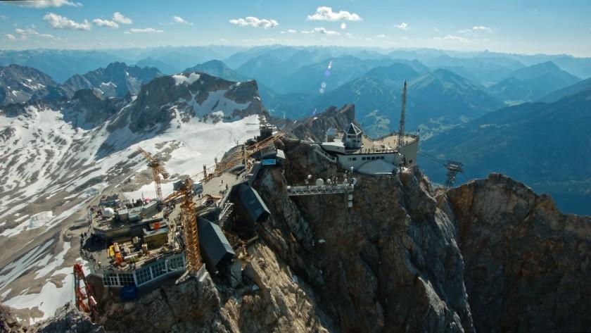 ZDF Fernsehdokumentation mit Luftaufnahmen aus Kameradrohne