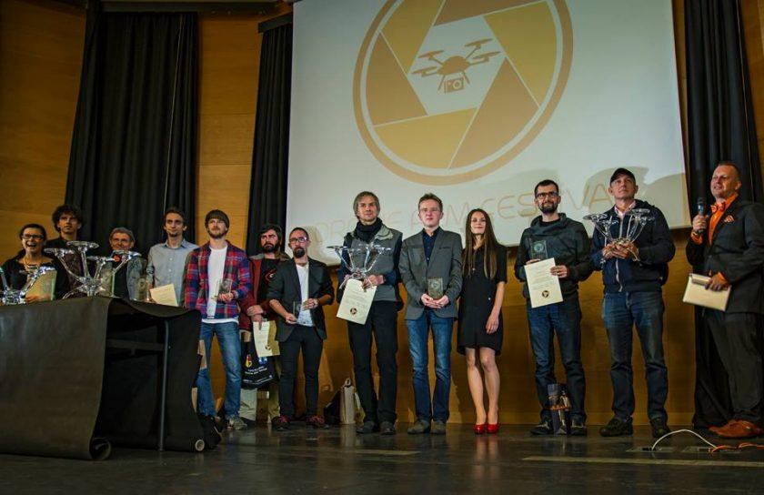Aerovista gewinnt auf Drone Film Festival Wrocław 2016