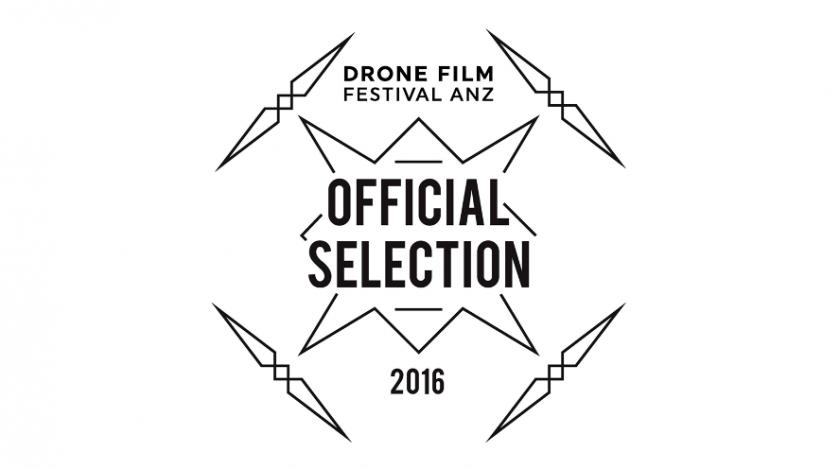 Drohne Luftaufnahmen Festival 2016