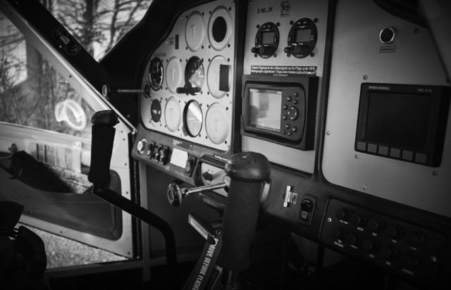 Fotos aus dem Flugzeug, Bayern, München, große Aufnahmehöhen